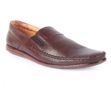 Leather Loafer for Men (chocolate)