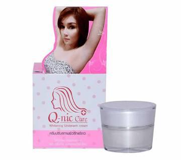 Q- nic care Whitening Underarms cream