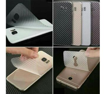 Carbon fibar sticker for Huawei Y7prime