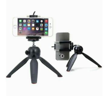 mini thripod with phone holdar