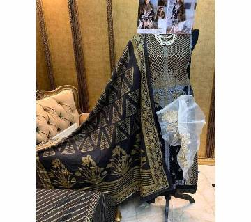 Unstitched Shree Fabs SRM Imported SANA SAFINAZ Exclusive Collection (5123)