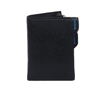 Bogesi  B01R835-7  Multi-Cards Slots Wallet Casual Canvas Ultra Thin Money for Men