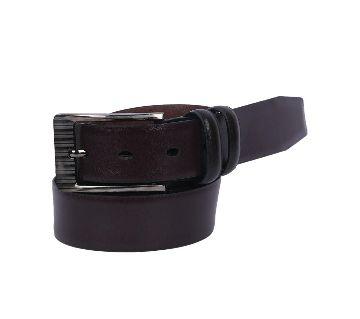 XINHENGPIJU Adjustable Smooth Buckle Artificial Leather Belts for Men