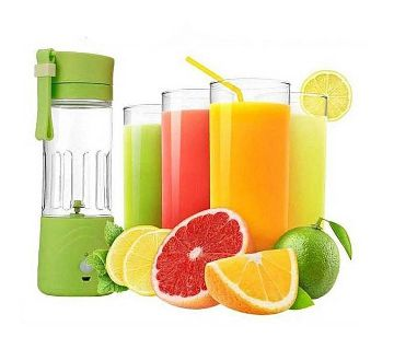 Portable Rechargeable Smoothy Blender (Multi-color)