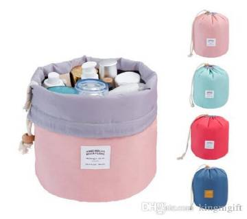 Round Shape Cosmetic Organizer Bag