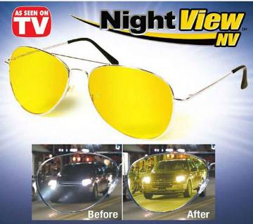 Night vision sunglass