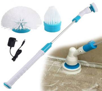 spin scrubber for cleaning