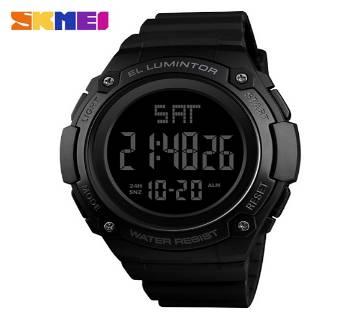 Digital Watch Skmei Full Black for Men