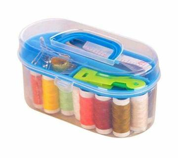 Portable Sewing Kit - Multicolor