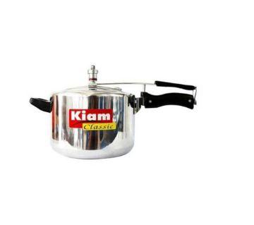 Kiam Classic Pressure Cooker 6.5L - Silver