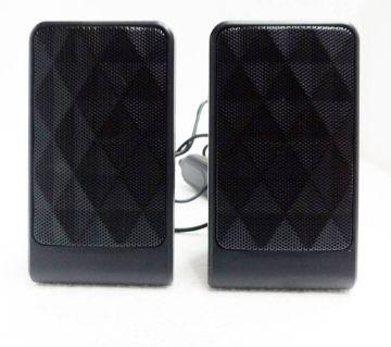 D10 Multimedia Speaker Mini USB 2.0