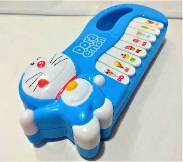 Doraemon Electronic Piano Toys - Blue