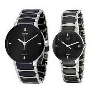 Rado Couple Watch (copy) Combo offer.