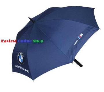 BMW Printed Sports UmbrellaNavy