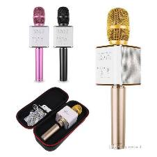 Q7 Karaoke Bluetooth Microphone And Speaker