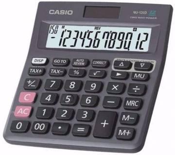 CASIO MJ 120 ক্যালকুলেটর (12 DIGIT)