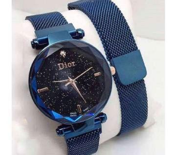 Dior MAGNETIC LEDIS WATCH (Blue)