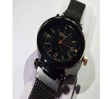 Dior MAGNETIC LEDIS WATCH (Black)