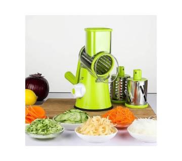 Round Mandoline Slicer Vegetable Cutter
