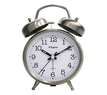 Double Bell Desk Table Alarm Clock