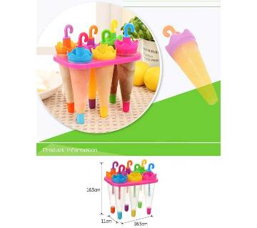 Umbrella Ice Rod Mould, Ice Cream Mould