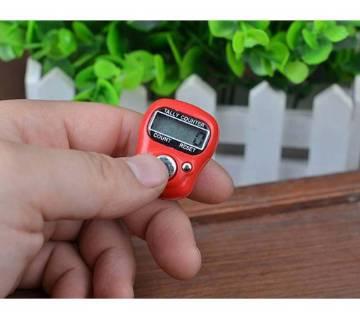 Digital Counter Finger Ring Tasbih