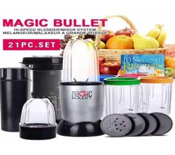Magic Bullet Blender-21 pc