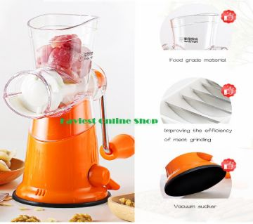Manual Quick Meat Mixer Grinder