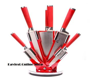 Cookstyle Knife Set for Beautiful Kitchen