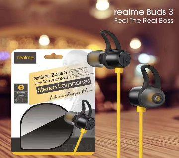 Realme Buds 3 Real Bass Headphone
