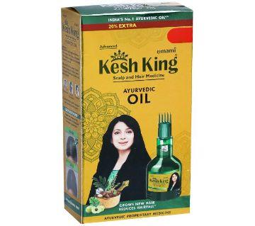 EMAMI KESH KING Herbal Ayurvedic Hair Oil for Hair Growth 100ML-INDIA