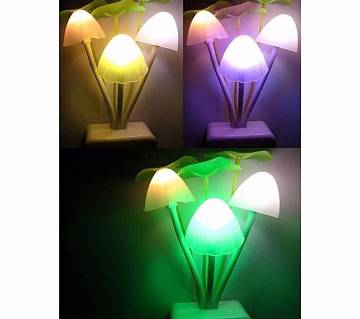 Mushroom LED lights _