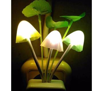 Mushroom LED lights 1