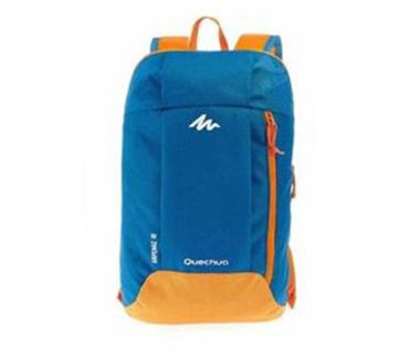 Quechua School and college bags-blue and yellow