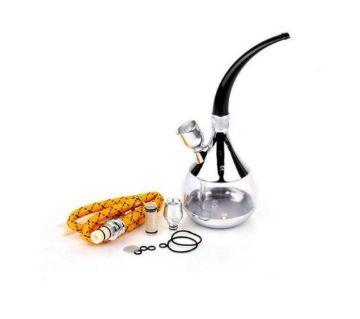 Hukka Dual Water Smoking Pipe