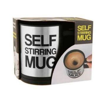 Self-Steering Mugs