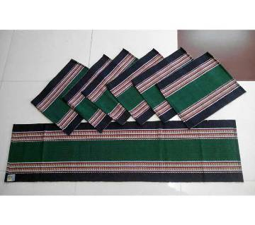Table Runer Set 02 - 2 Set Combo Offer (Rangpur)