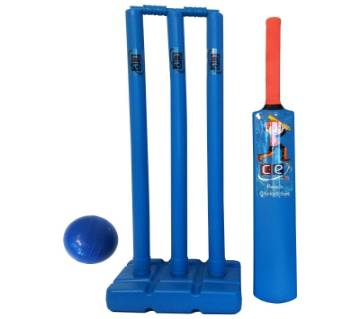 Cricket Stamp - Blue