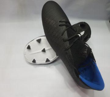 New adidas X 19.3 FG Football Boots - Black White
