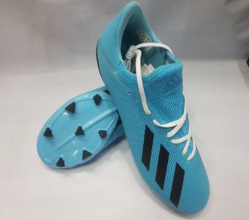 New adidas X 19.3 FG Football Boots - Sky-Blue