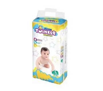 Twinkle Baby Diaper Large 12 Pcs