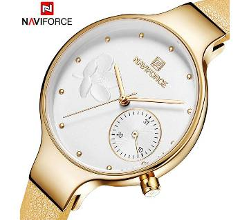 NAVIFORCE NF5001GWY Ladies Watch