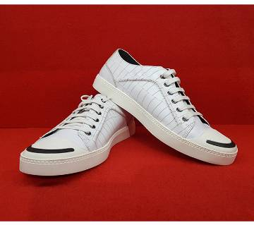 gents Leather made sneaker