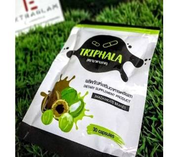 Triphala Body Slimming Herbs-30capsule-Thailand