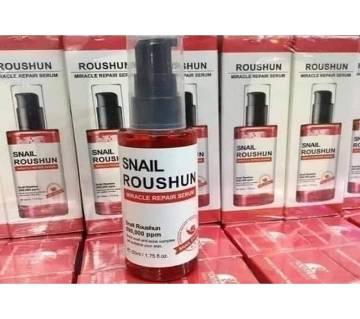 Snail Roushun Miracle Reparing Serum-50ml-Korea
