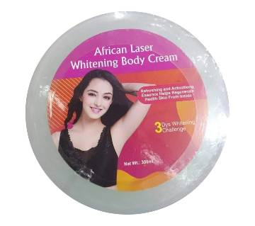 African Laser Body Cream-300ml-Thailand