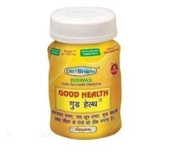 Dr. Biswas Good Health Capsule-50 piece-India