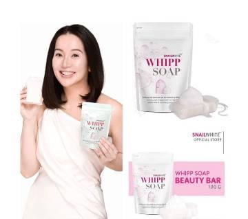 SnailWhite Whipp Soap  - Thailand