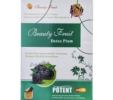 Beauty Fruit Detox Plum-20pcs-Japan
