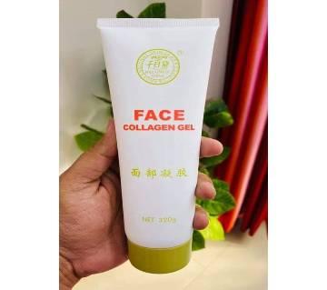 Face collagen gel-320gm-China